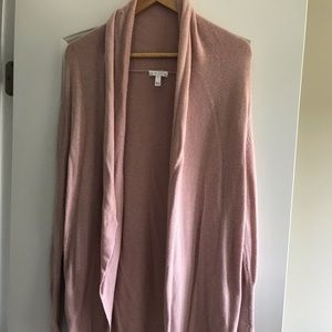 Leith Easy Circle cardigan sweater. Size small